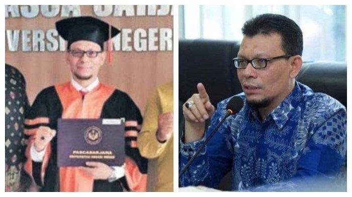 Cerita Mantan Tukang Sol Sepatu Bernama Musriadi, Raih Gelar Doktor dan Berhasil Jadi Wakil Rakyat