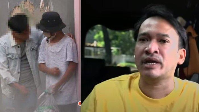 Ruben Onsu Panik Kecolongan saat Syuting, Betrand Peto Dipalak Preman: Gak Terima Anak Gue Diginiin
