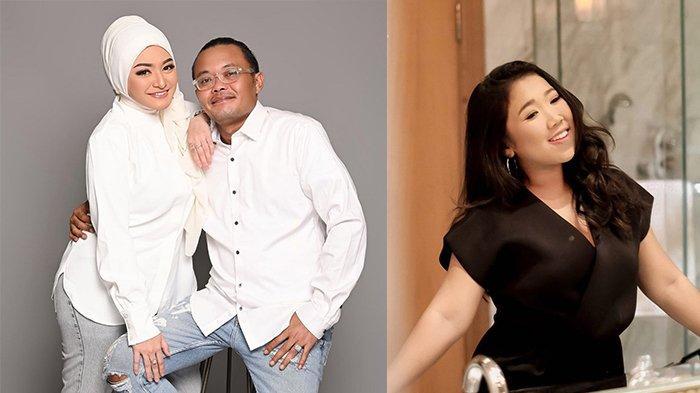 HEBOH Kiky Saputri Singgung Artis hingga Nama Sule Terseret, Nathalie Holscher:Siap Roasting Suamiku