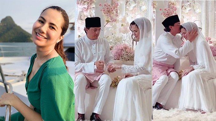 Noor Nabila Posting Potret Romantis dengan Suami Engku Emran: Semoga Saling Membahagiakan