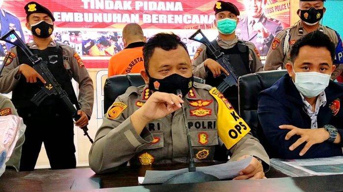 Polresta Mataram Periksa Kejiwaan Tukang Asah Pisau Pembunuh Adik Ipar