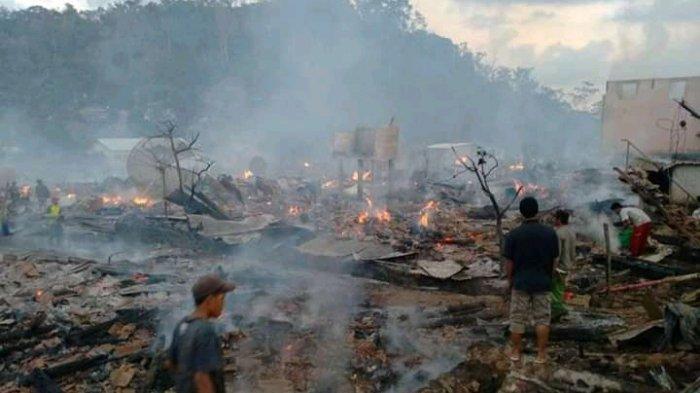 Gubernur NTB Minta Tim Gerak Cepat Bantu Korban Kebakaran Desa Baturotok