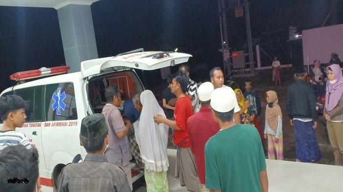 Tabrak Truk Sedang Parkir, Pengendara Motor di Lombok Tengah Tewas