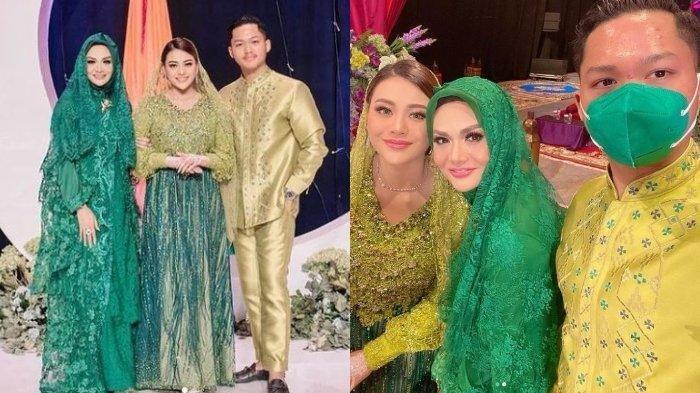 Aurel Akhirnya Posting Foto Bersama Mimi dan Tulis Tak Ingin Drama Lagi, Krisdayanti Beri Tanggapan