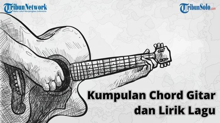 Chord Gitar Lagu One Only - Pamungkas, Kunci Dasar dari C