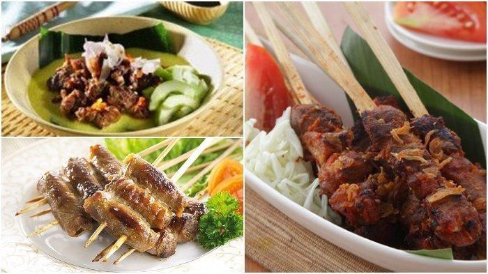 Sajian Idul Adha 2020 - Kumpulan Resep Sate Kambing, Dilengkapi Tips agar Daging Jadi Empuk