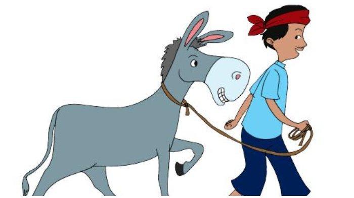 Kunci Jawaban Halaman 158 dan 159, Tema 3, Kelas 6 SD, Aku Cinta Membaca: Khek dan Keledai
