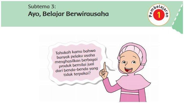 Kunci Jawaban Tema 5, Pembelajaran 1, Subtema 3, Kelas 6, Halaman 120, 122, 123, 124, 126, 127, 129