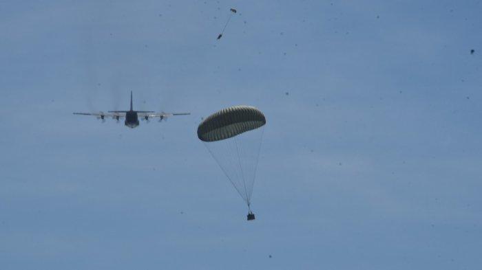 TNI Angkatan Udara RI dan Tentara Amerika Serikat Latihan Bersama di Lombok