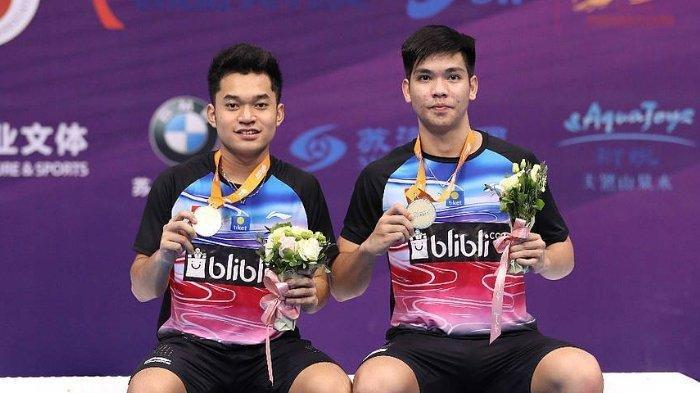 Link Live Streaming TVRI Toyota Thailand Open: Leo/Daniel Hadapi Wakil Malaysia Pukul 11.15 WIB