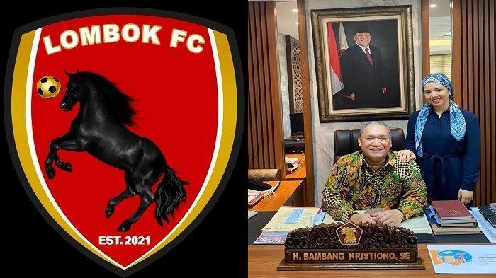 Lombok FC Terbentuk Setelah Klub Garuda Muda Diakuisisi HBK, Ditargetkan Tembus Liga 1
