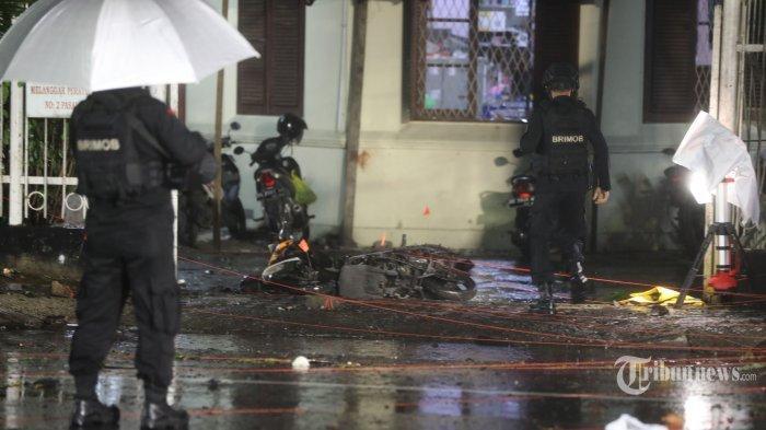 Pelaku Bom di Gereja Katedral Terungkap: Jaringan JAD Aktif di Medsos, Terlibat Bom di Jolo Filipina
