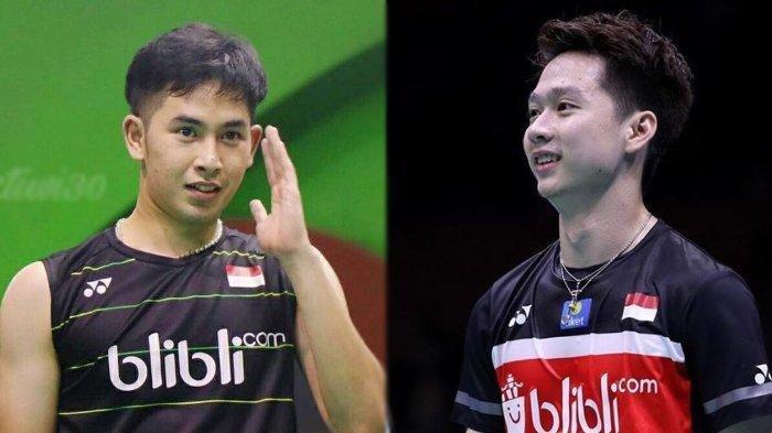 Daftar Pemain dan Jadwal Mola TV PBSI Home Tournament, Ganda Putra Paling Dinanti