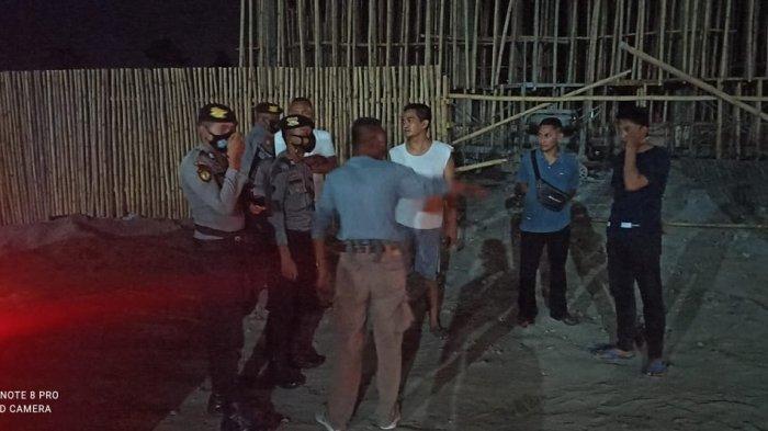 Mabuk dan Bikin Onar, Dua Pemuda Buruh Bangunan di Sumbawa Ditangkap Polisi