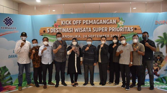 Perkuat SDM 5DestinasiSuper Prioritas, Mandalika 'Curi Start' Jelang Superbike & MotoGP