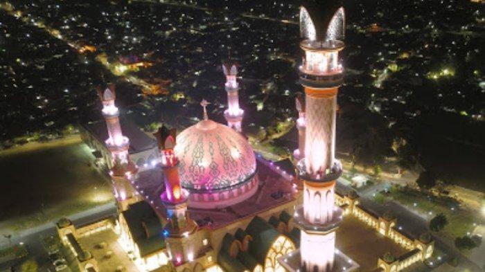 Masjid Hubbul Wathan Islamic Center NTB Raih Penghargaan sebagai Masjid Teladan 2020