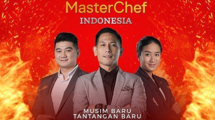 Cuplikan MasterChef Indonesia Tayang Sore Ini, Chef Arnold Harus Bersihkan Piring Kontestan