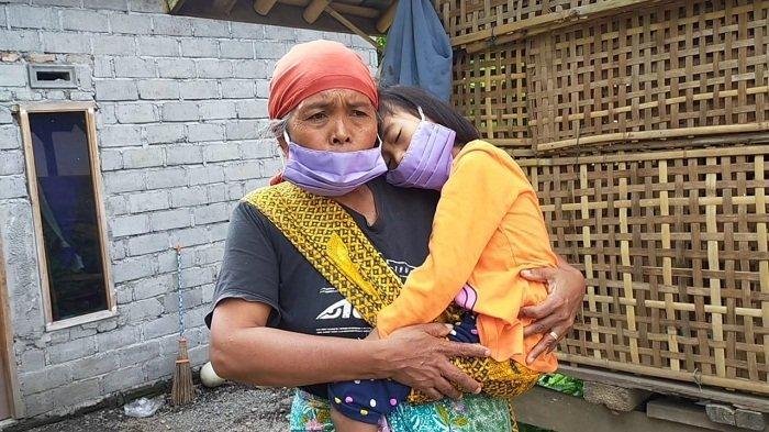 Cerita Anak Lumpuh Tinggal di Dekat Pabrik, Rindu sang Ibu, Sesak dan Sakit Dada saat Makan