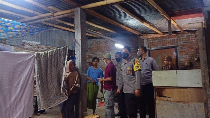 Lansia di Monjok Culik Mataram Ditemukan Tewas Tergantung di Rumahnya