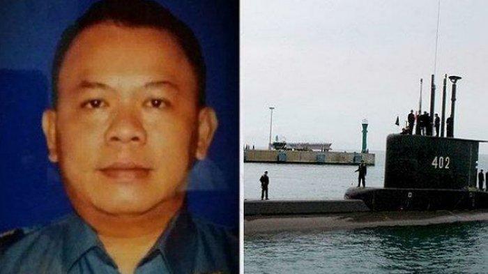 Mengenang Sosok Mayor Wisnu Subiantoro, Awak KRI Nanggala-402 Penyayang Keluarga