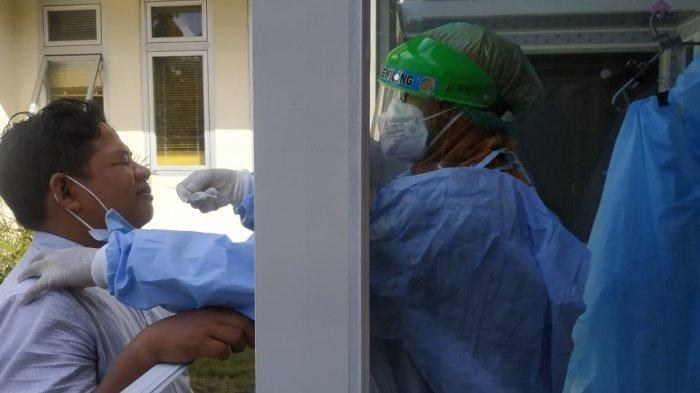 Rawan Terjangkit Covid-19, Dinas Kesehatan NTB Usulkan Tenaga Kesehatan Dapat Vaksin
