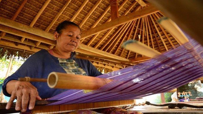 Diminati di Pasar Dunia, Para Menteri Jokowi Ajak Borong Produk UMKM NTB