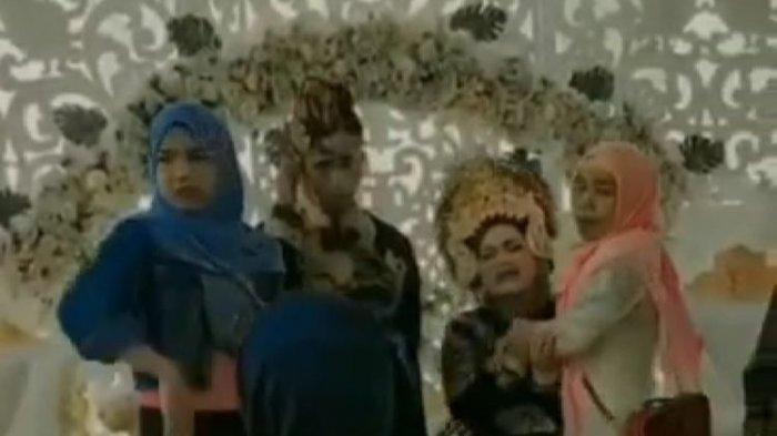 AKHIR Cerita Pengantin Perempuan di Lombok Histeris hingga Pingsan saat Mantan Datang