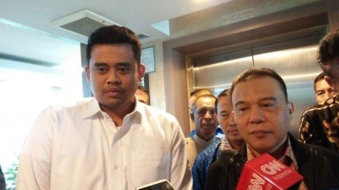 Menang Pilkada Medan 2020 Berdasarkan Quick Count, Bobby Nasution: Tunggu Perhitungan Resmi dari KPU