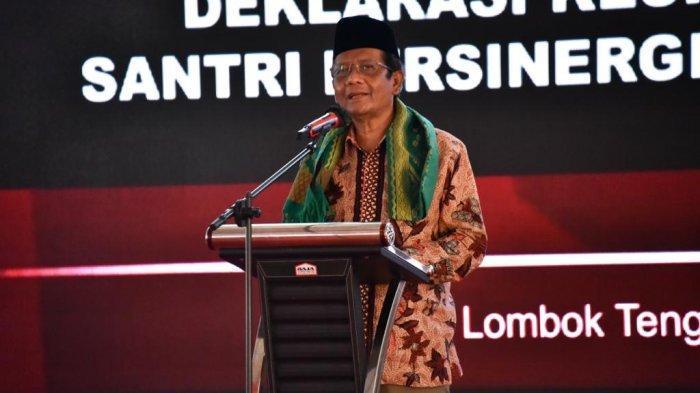 Pemerintah Tolak Hasil KLB Moeldoko, Mahfud MD Sebut Kisruh Partai Demokrat Selesai