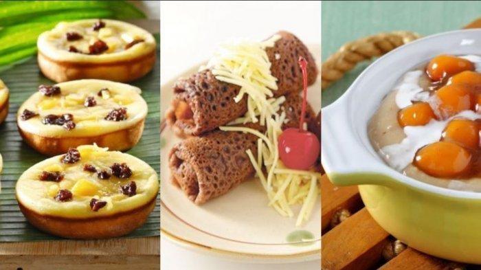 Resep Menu Tradisional Hari Raya Idul Fitri, Kue Lumpur Tape hingga Bubur Kurmna Biji Salak