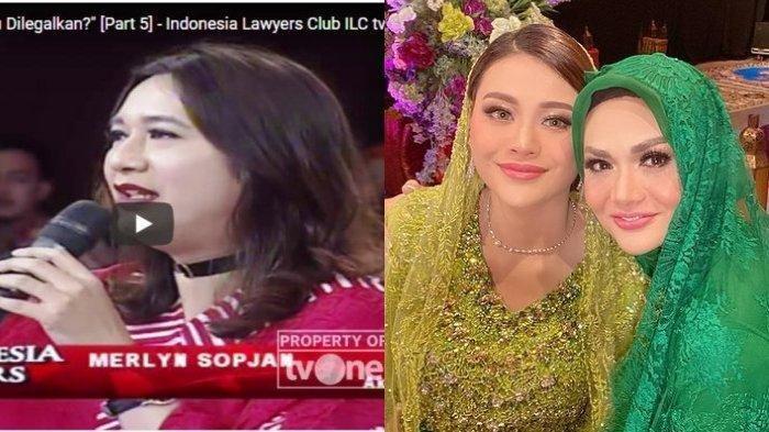 Profil Merlyn Sopjan: Orang yang Komentari Hubungan Krisdayanti, Sebut Anang dan Aurel Keras Hati