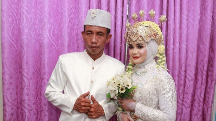 Mantap Menikah Padahal Baru Kenal Dua Hari, sang Istri Kaget Foto Suami Viral Mirip Presiden Jokowi
