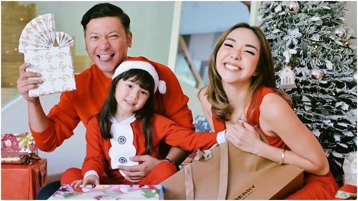 Gempi Ulang Tahun ke-6, Gisella Anastasia dan Gading Marten Beri Ucapan Manis untuk sang Anak