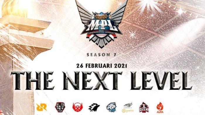 Jadwal MPL Season 7 Babak Reguler Minggu Pertama hingga Kedelapan, Dilengkapi Link Streamingnya