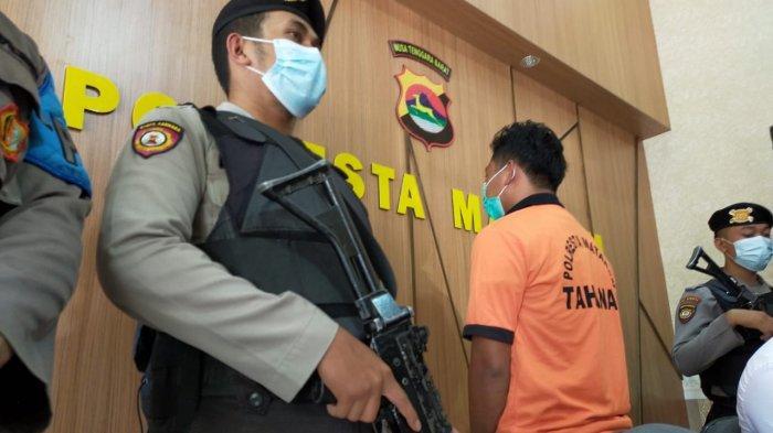 Update Suami Tusuk Istri di Mataram: Keluarga Bantah Korban Selingkuh, Minta Pelaku Dihukum Mati