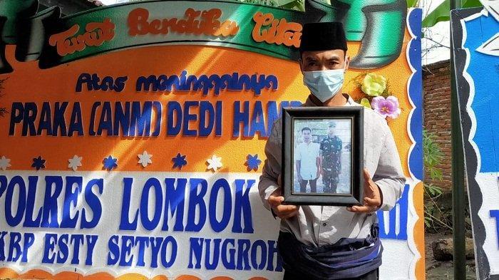 Sosok Pratu Dedi Hamdani Prajurit Gugur di Papua, Penyayang dan Sering Kirim Uang Sekolah Adik