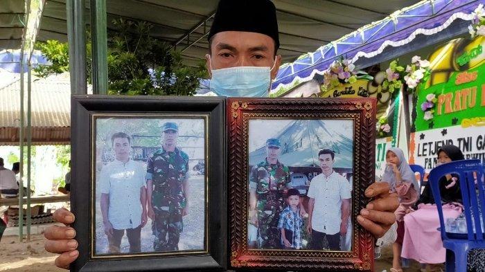 Sebelum Gugur di Papua, Pratu Dedi Berencana Pulang Lombok untuk Menikah : Bapak Sudah Siap