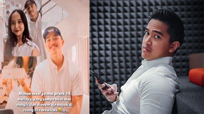 Bukan Nadya Arifta, Muncul Sosok Nabila Javanica di Samping Kaesang Pangarep