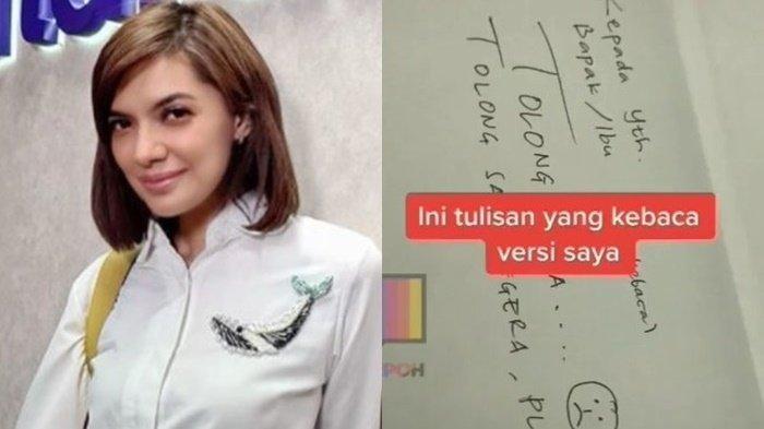 Sempat Bikin Heboh, Najwa Shihab Jelaskan Isyarat Minta Tolong di Kertasnya: Saya Harap Semua Sehat