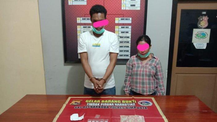Sembunyikan Sabu-sabu dalam Kaos Kaki Balita, Dua Bandar di Bima Dicokok Polisi