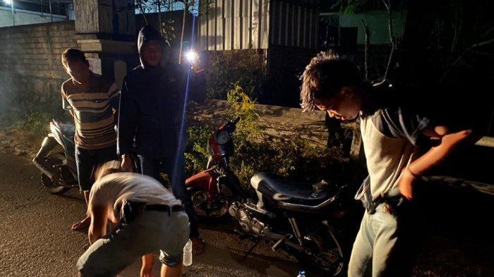 Jualan Sabu Jelang Sahur, Pemuda Sumbawa Diciduk Tim Polres KSB