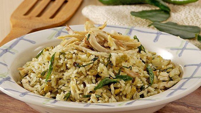 Resep Nasi Goreng Enak dan Praktis, Variasi Makanan saat Bosan Hidangan Ketupat dan Opor Ayam
