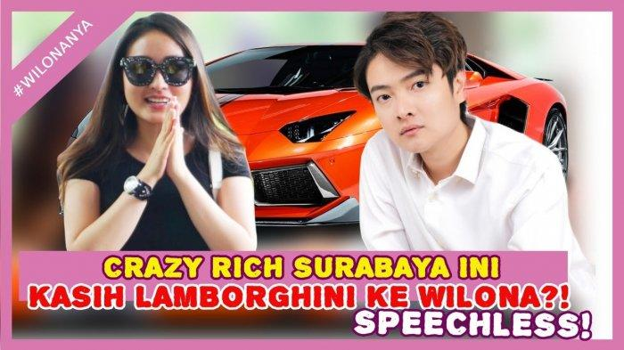 Crazy Rich Surabaya Melvin Beri Natasha Wilona Lamborghini, Ini Tanggapannya saat Disebut Settingan