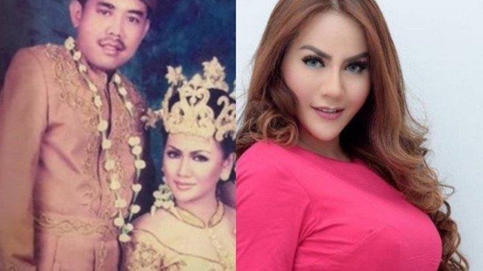 Nurdin Tak Tahan Nita Thalia Posting Foto Seksi di Medsos, Intip Potret Lawas Nita dengan sang Suami