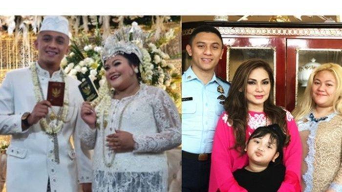 Putri Nia Daniaty Lepas Status Janda, Kini Olivia Nathania Resmi Menikah dengan Rafly Tilaar