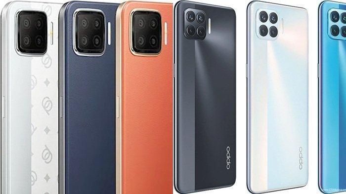 Spesifikasi Oppo F17 dan F17 Pro, Baru Rilis Dibekali 4 Kamera dan Kisaran Harga