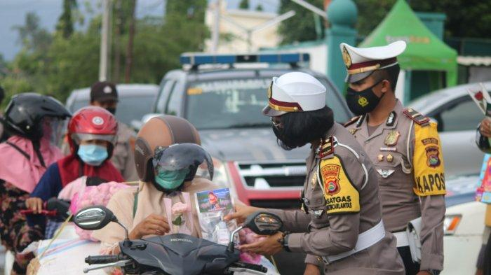 HATI-HATI, Pelanggaran Lalu Lintas di Lombok Barat Diawasi Kamera Tersembunyi