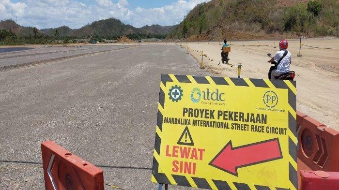 Sirkuit Mandalika Masuk Reserve Date, Gubernur NTB: Penanganan Covid-19 Tentukan Jadwal MotoGP