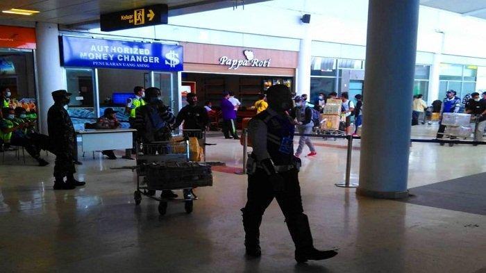 Pulang dari Malaysia, 33 Buruh Migran Dikarantina di Asrama Haji NTB