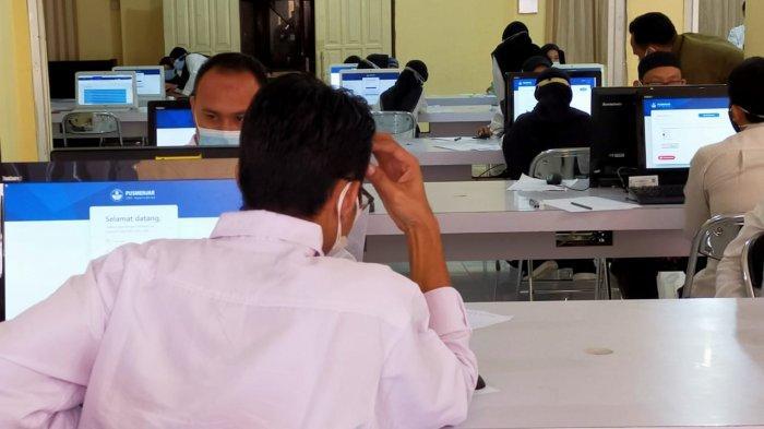 Passing Grade Seleksi Kompetensi PPPK Guru 2021, Lengkap dengan Kisi-kisi Materi yang Diujikan